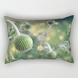 Globes Of Light  Rectangular Pillow