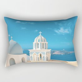 Santroini Grrece Rectangular Pillow