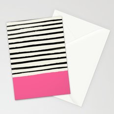 Watermelon & Stripes Stationery Cards