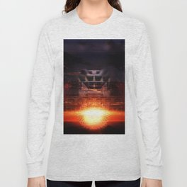 """On The Horizon"" Long Sleeve T-shirt"