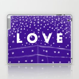 Whale Shark Love Laptop & iPad Skin