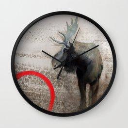 At Ease Wall Clock