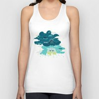 tfios Tank Tops featuring Stars and Constellations by Risa Rodil