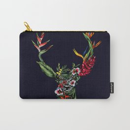Tropical Deer Carry-All Pouch