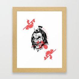 Demon Slayer Framed Art Print