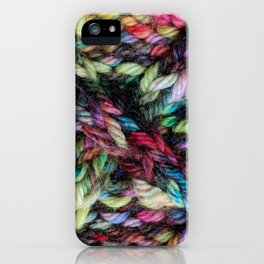 Crazy Cables iPhone Case