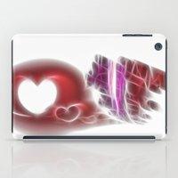 valentine iPad Cases featuring Valentine by Fine2art