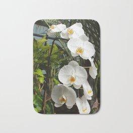 Cascading Orchids Bath Mat