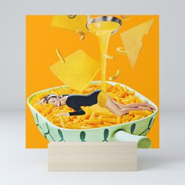 Cheese Dreams Mini Art Print
