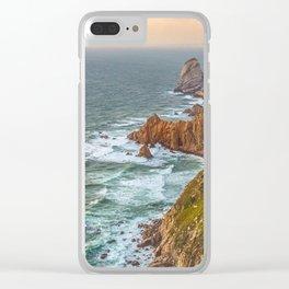 Roca Clear iPhone Case