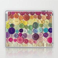 buttons Laptop & iPad Skin