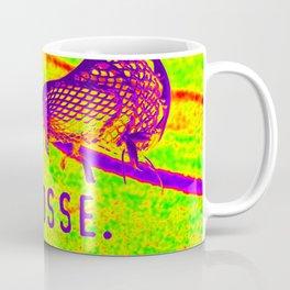 LACROSSE PLAYER Coffee Mug