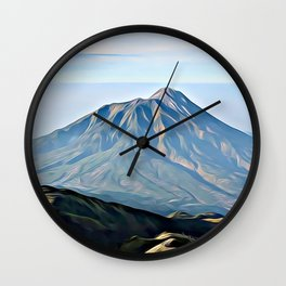 The Creation of God Wall Clock