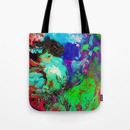 JUST COLOUR Tote Bag