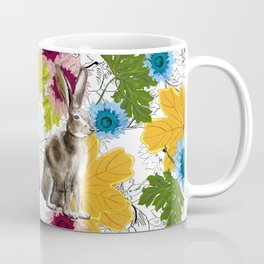Alicia en los Tropicos by Rehcy Coffee Mug