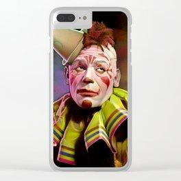 Laugh, Clown, Laugh (1928) Clear iPhone Case