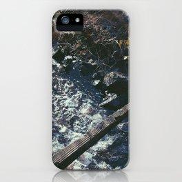 Hidden Creek iPhone Case