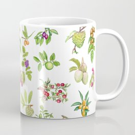 Tropical Fruit Coffee Mug