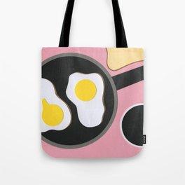 Mr. D'z Breakfast Tote Bag