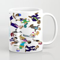 cartoons Mugs featuring 2013 Cartoons 1 by Reid