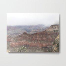Grand Canyon Landscape Photograph Print Metal Print