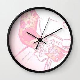 GRLPWR Wall Clock