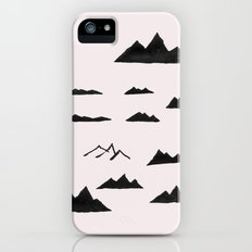 Mountains Slim Case iPhone (5, 5s)
