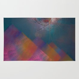 others fractal art abstraction Rug