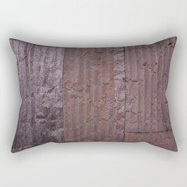 Corrugated Wall Rectangular Pillow