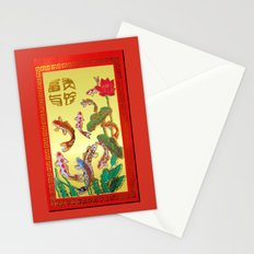 Chinese New Year. Stationery Cards