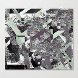 LoPixel Canvas Print