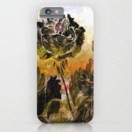 Flowers Garden iPhone Case