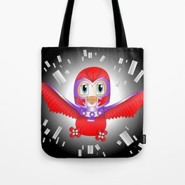 Magneto Bird Tote Bag