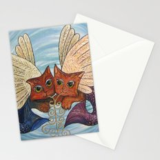 Love words Stationery Cards