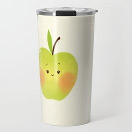 Alyson la pomme Travel Mug