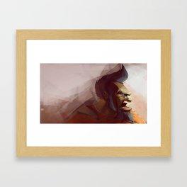 Borderlands - Salvador Framed Art Print