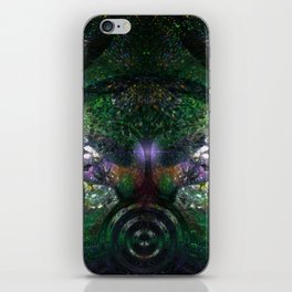 Sacred Forest Garden iPhone Skin