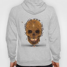 Honey Skull Hoody