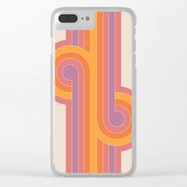 Boca Looper Clear iPhone Case