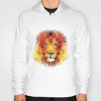lion king Hoodies featuring lion king by Ancello
