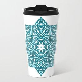 Celtic Knotwork Pattern Travel Mug