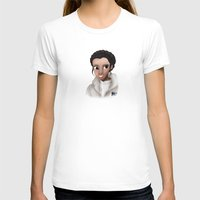 leia T-shirts featuring Leia by BellaG