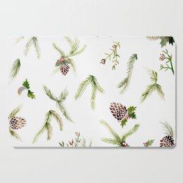 Holiday Plant Extravaganza Cutting Board