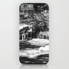 Ocqueoc River Wall iPhone Case