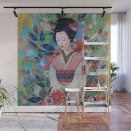 always a maiko Wall Mural