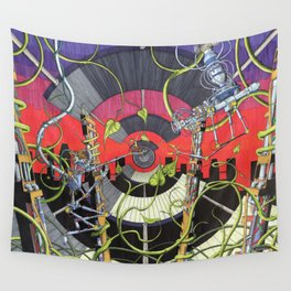 4W4R3N355 Wall Tapestry