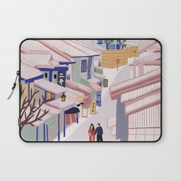 Old Town Kyoto Laptop Sleeve