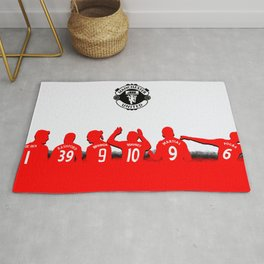 Man United Rugs For Any Room Or Decor