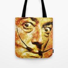 Dali's Eyes Tote Bag