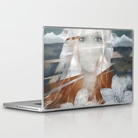anna Laptop & iPad Skins featuring ANNA by CABINET